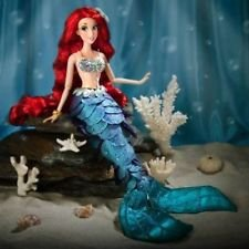 Disney The Little Mermaid Exclusive Limited Edition Ariel Doll - 17'' ()