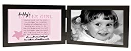 Daddy\'s Little Girl Table Top Picture Frame