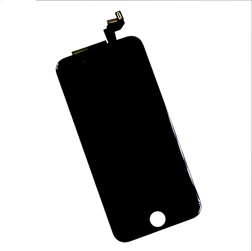 Black iphone 6s 4.7 inch Retina LCD Touch Screen Digitizer Glass Replacement Full Assembly with repair kit by ZTR (Image #1)