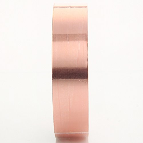 High Performance Conductive Copper Foil Tape 30mm Coppery