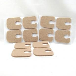 18159 Pedi pads Felt Aetna Corporation product image