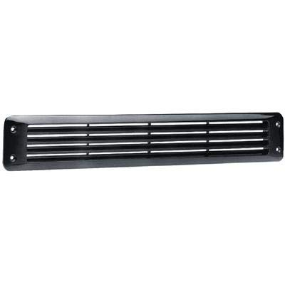 - Attwood 14235 FLUSH LOUVERED VENT/LOUVERED VENT/FLUSH - BLACK