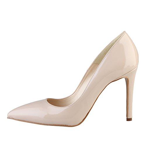 Made In Italia Women's Delia Court Shoes Lemon Tree NUZuRtjaQ