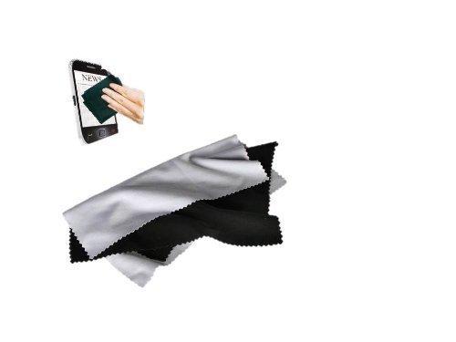 Microfiber Reinigungstuch für Apple iPod/iPhone/iPad/Mac 2er Set mit Heatercard von Conny Clever®