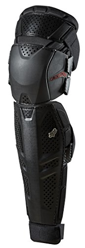 FOX Launch Knee/Shin Pad (Black, Small/Medium)