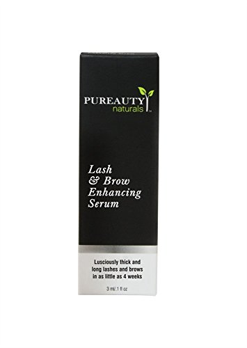 Eyelash Growth Serum FASTEST Treatment For Longer Thicker Luscious Lashes And Eyebrows High Potency Lash Growth Formula Enhanced With Biotin Made In USA No More Eyelash Extensions