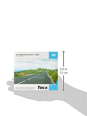 Amazon.com: Tacx Real Life Hell of the North DVD para ...