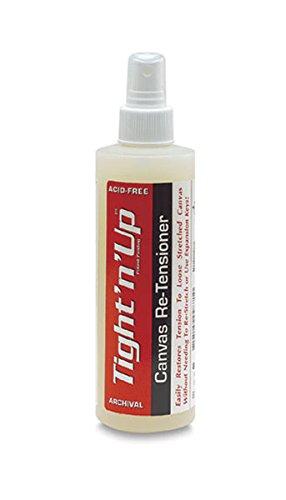 Tight 'N' Up Canvas Re-tensioner Pump Spray 8 oz. by Masterpiece Canvas