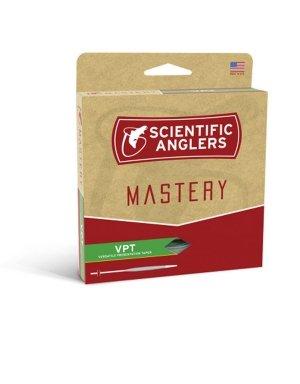 (Scientific Anglers VPT (Versatile Presentation Taper) W/ SharkTip Willow / Orange / Willow, WF- 4-F)