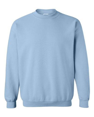 Light Blue Crew Sweatshirt - 2