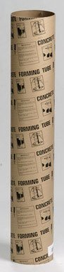 SAKRETE OF NORTH AMERICA 692201 8x4 Concrete Form Tube -