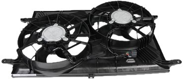 ACDelco 15-81657 GM Original Equipment Engine Cooling Fan Assembly