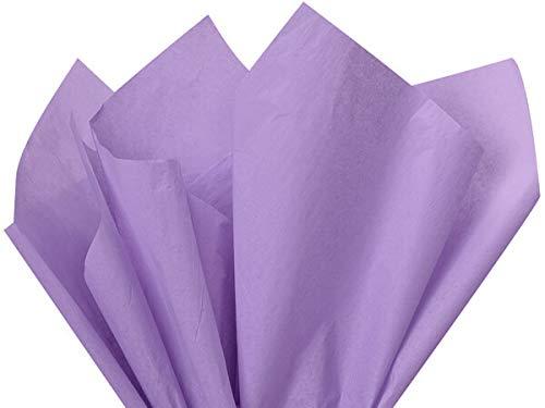 Soft Lavender Color Tissue Paper, 15x20