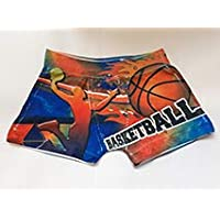 Box Infantil sublimada basketball