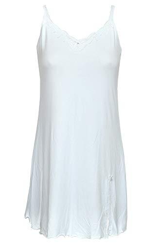 Nina von C. Hemdrock Negligee Unterkleid weiches Modal Jersey mit Spitze
