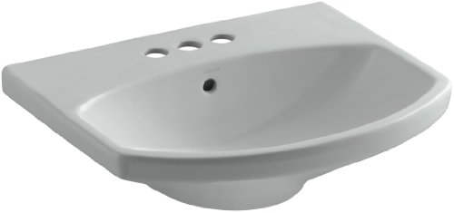 - KOHLER K-2363-4-95 Cimarron Bathroom Sink Basin with 4