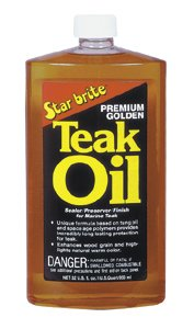 Starbrite Golden Teak Oil