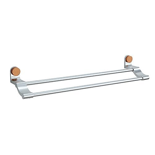 HOMEE Bathroom Thickening Towel Bar Toilet Hanging Rack by HOMEE
