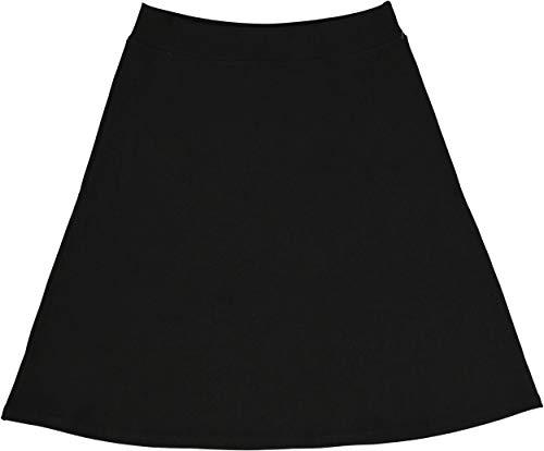 - KIKI RIKI Womens Lycra A-Line Skirt - 41765 - Black, X-Small