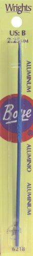 [해외]Boye 알루미늄 6 인치 크로 셰 뜨개질 후크 F53.75 mm / Boye Aluminum 6-Inch Crochet Hook F53.75mm