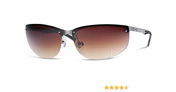 33a37702f5 NV1 Bifocal Reading Sunglasses Designed for Aviators and Casual Use