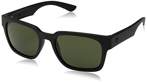 Electric Visual Zombie Matte Black/OHM Grey Sunglasses by Electric