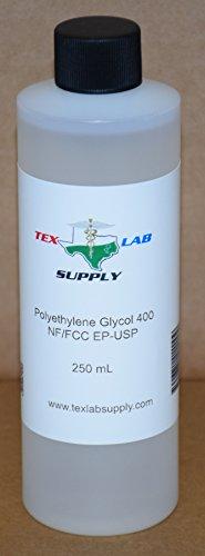 Tex Lab Supply Polyethylene Glycol 400 NF-FCC/EP-USP - - Not Found Usps
