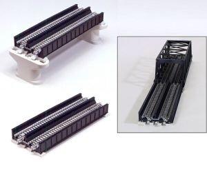 Track Plate Girder Bridge (Kato KAT20458 N 186mm 7-5/16