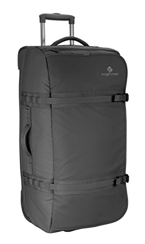 Eagle Creek No Matter What Flatbed Duffel 32, Black, One Size by Eagle Creek