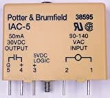 Tyco/ Potter Brumfield Oac-5 Solid State Relay
