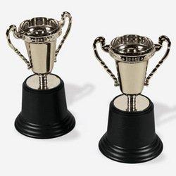 5' Silver Trophies (1 dozen) - Bulk