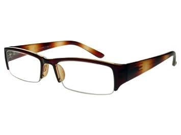 8c708357751 GL2089 Cambridge Brown +3.0 Unisex Reading Glasses Goodlookers ...