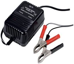 Smart 6V 1.3A Sealed Lead Acid Battery Charger Intelligent Automatic Trickle UK