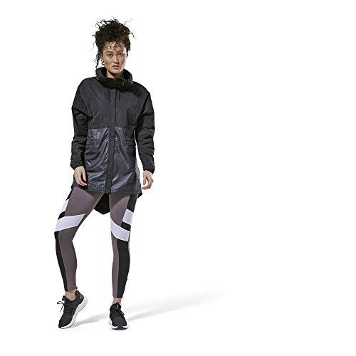 Veste Suly Reebok Noir Femme Training dFwXwPq