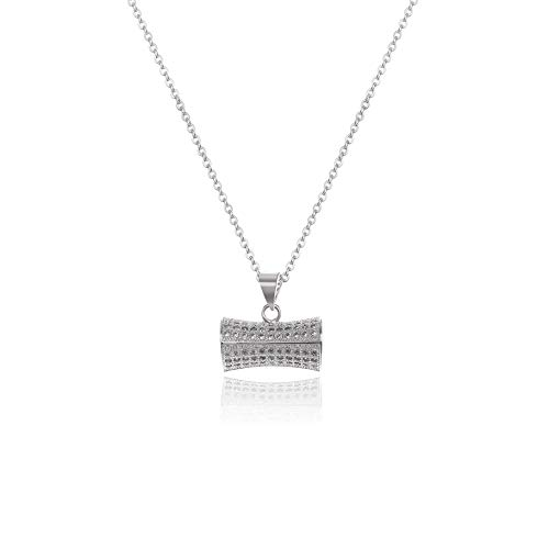 Good Luck Charm Costumes - AMYJANE Crystal Pendant Necklace for Women