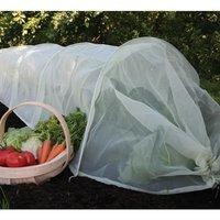 Gardeners Edge Easy Tunnel in Poly Standard 118L x 18W x 12H Inch