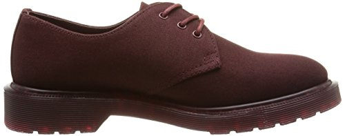 Derby Oxblood Old Oxblood Oxblood Canvas Lace Martens Men's Lester Menns Derby up Martens Lester Blonder Oxblood Dr Gamle up Lerret Dr Zp0xw4qn