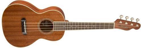 Fender Tenor Ukulele ''Hau'oli'' - Mahogany by Fender