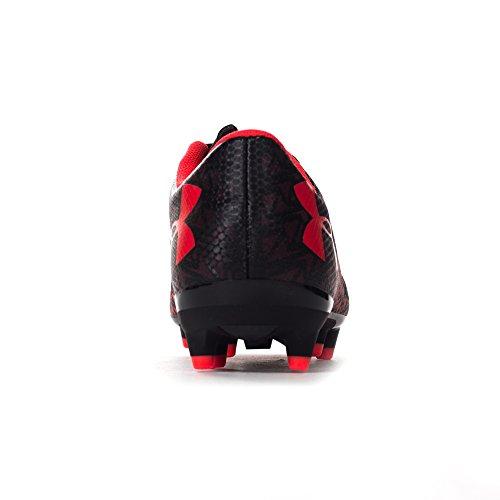 Under Armour Ua Cf Force 3.0 Fg Jr, Zapatillas de Fútbol Unisex Niños Negro (Black)