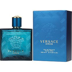 Versace Eros For Men 3.4 oz EDT Spray By Gianni