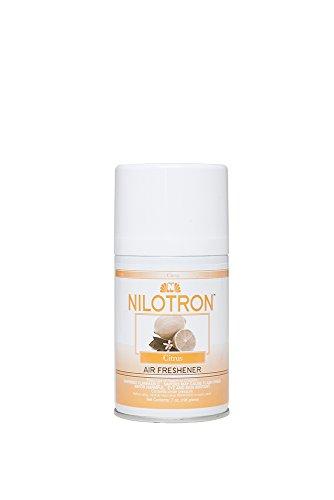 Nilodor Automatic Aerosol Deluxe Dispenser Refill, 7-Ounce, Citrus
