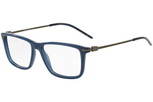 Emporio Armani EA 3063 Eyeglasses 53-16-140 Opal Marine Blue 5383 EA3063