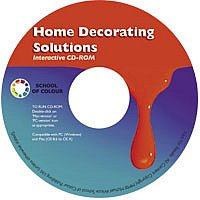 Home Decorating Solutions : Interactive Cd ROM