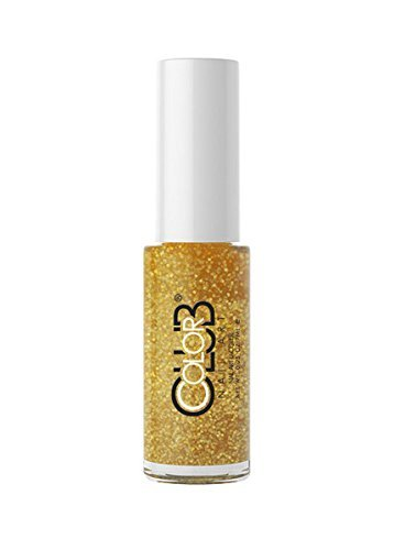COLOR CLUB NAIL LACQUER NAIL STRIPER & DETAILER-GOLD GLITTER by Color - Glitter Striper