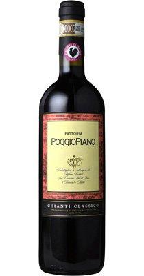 ポッジョピアーノ キアンティ クラッシコ[2014]赤(750ml) Fattoria Poggiopiano Poggiopiano Chianti Classico[2014]