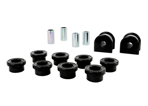 Nolathane REV016.0002 Black Sway Bar-Mount & End Link Bushing-Rear-14.28Mm (9/16 in)