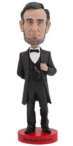 Royal Bobbles Abraham Lincoln V2 Bobblehead ()
