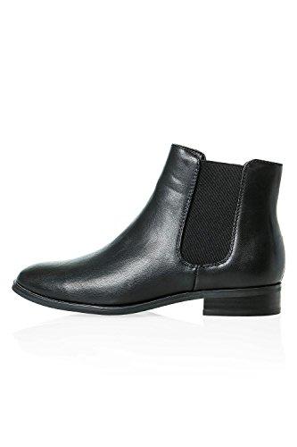 Only Damen Chelsea Stiefelette Stiefel Chelsea Boots Black