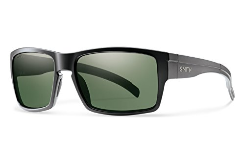 Smith Optics Outlier XL ChromaPop Polarized Sunglasses, Matte - Polarized Smith Sunglasses