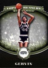 2008/2009 Topps Treasury legend George Gervin #99 Sp San Antonio Spurs Basketball Card